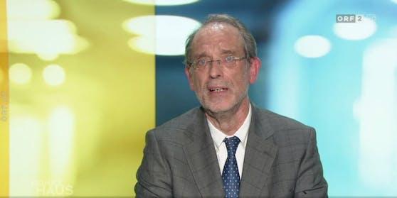 Bildungsminister Heinz Faßmann: Am Montag entscheidet sich die Zukunft der Schulen