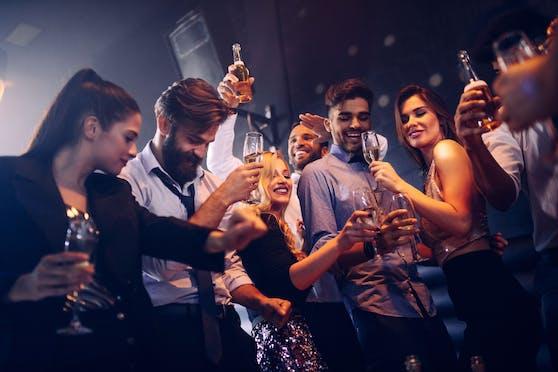 Symbolbild einer Party.