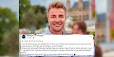 Falsche Promi-Profile versprechen jetzt 1.000 Euro cash