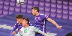 2:2! Austria rettet Punkt im dramatischen Finish
