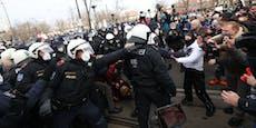 1.766 Anzeigen und elf Festnahmen nach Demo-Eskalation