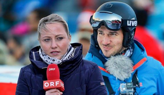 Alina Zellhofer und Felix Neureuther