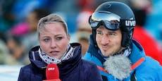 """Neureuther zu ORF-Lady: """"Du warst nicht brav gestern"""""""