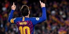 555 Millionen Euro Gehalt! So genial kontert Messi