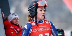 Knie kaputt! Topfavoritin fällt für Ski-WM aus