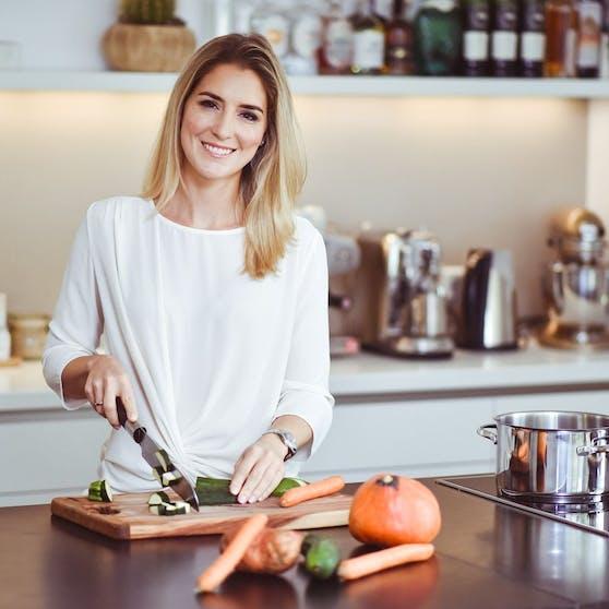 Ernährungsexpertin Susanne Dirisamer weiß, wie man überflüssige Pfunde los wird.