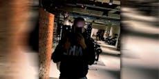 RAF zeigt sich trotz Lockdowns im Fitness-Studio