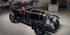 Neuauflage des Bentley Blower nach 90 Jahren
