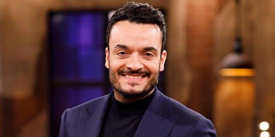 """Giovanni Zarrella singt """"Ciao!""""."""