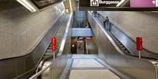 Vier U-Bahn-Stationen bekommen heuer moderne Aufzüge