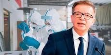 """Anschober über Impfung: """"Logistische Herausforderung"""""""