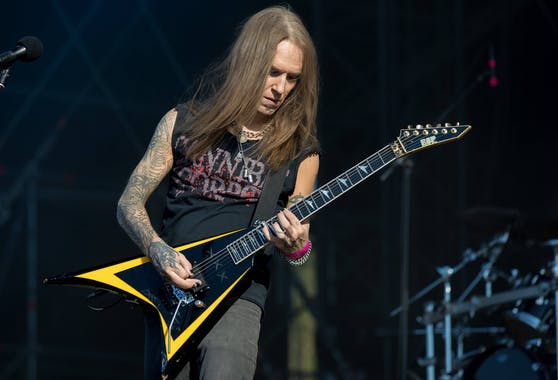 """""""Children of Bodom""""-Frontmann Alexi Laiho ist tot."""
