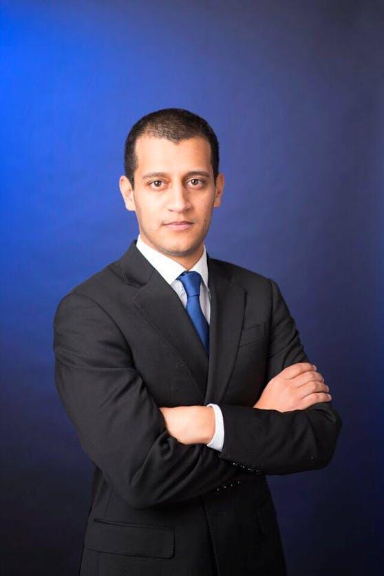 CEO von 21Shares, Hany Rashwan.