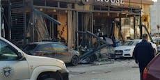 Dutzende Verletzte nach Explosion, darunter 2 Kinder