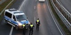 Deutschland schränkt Bewegungsradius auf 15 km ein
