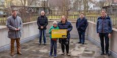 5.700 Euro für Herzkind Florian aus Melk