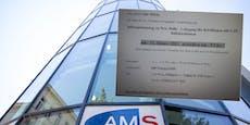 Wiener soll im Lockdown zum AMS-Kurs erscheinen