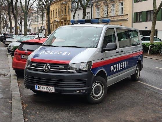 Polizei-Einsatz in Wien-Hietzing