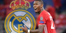 Bayern-Star David Alaba wechselt zu Real Madrid