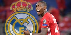 Platzt Real-Deal von David Alaba wegen Frankreich-Star?