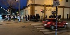 Orthodoxes Weihnachten: Lange Schlange vor Wiener Kirche