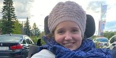 Todkranke Nicola – tolle Nachricht am 14. Geburtstag