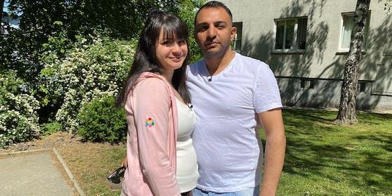 Katharina (19) und Robert (36) erwarten ihr erstes Kind. Das erste von ganz vielen?