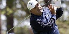 Untergetaucht! Interpol fahndet nach Golf-Superstar