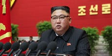 Kim Jong-un gibt auf Parteitag Fehler zu