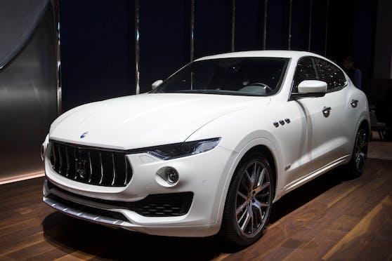Weil er die Geldstrafe nicht bezahlen wollte, ging ein Schweizer freiwillig ins Gefängnis und vor dort mit einem Maserati vor. (Symbolbild)