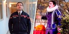 Wiener Opernsänger arbeitet wegen Corona als Security