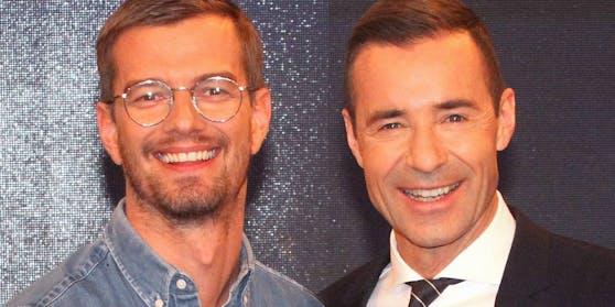 Joko Winterscheidt und Kai Pflaume