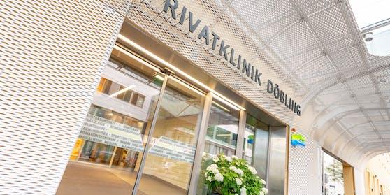 Die Privatklinik Döbling im 19. Wiener Gemeindebezirk verwehrt sich gegen die Falschmeldungen in den sozialen Netzwerken.