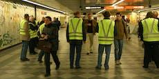 So viele Fahrgäste wurden ohne Öffi-Ticket erwischt