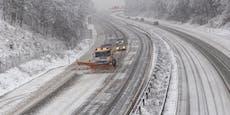 Winter-Rückkehr bringt jetzt noch einmal Neuschnee