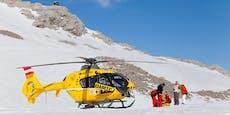 Ski-Rowdy kracht in 16-Jährige und zeigt Mittelfinger