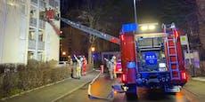 Gulasch angebrannt– Haus musste evakuiert werden