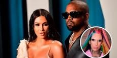 Kanye soll seine Kim mit IHM betrogen haben!