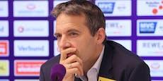 Kraetschmer verspielte 10.000 €, weil er falsch abhob