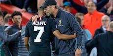 Klopp träumt von Mbappé! Chancen stehen nicht schlecht
