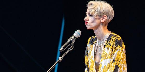 Lisa Eckhart (28) wurde letzten Sommer zum Kultur-Aufreger.