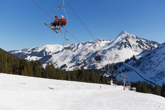 In Damüls ist es am 7. Jänner 2021 zu einem tödlichen Ski-Unfall gekommen. Archivbild.
