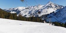 Skifahrer (51) springt in Bach und stirbt