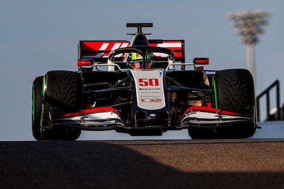 Mick Schumacher im Haas
