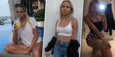 Tennis-Sternchen (19) verkauft Nackt-Fotos im Internet