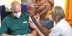 So viele Menschen erhielten bereits die Corona-Impfung