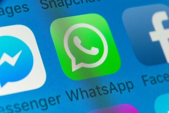 Wer dem nicht zustimmt, wird WhatsApp wohl nicht mehr benutzen können.