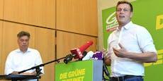 Grünes Regierungsmitglied an Corona erkrankt