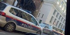 Drei Schüsse in Döbling – Polizist verletzt