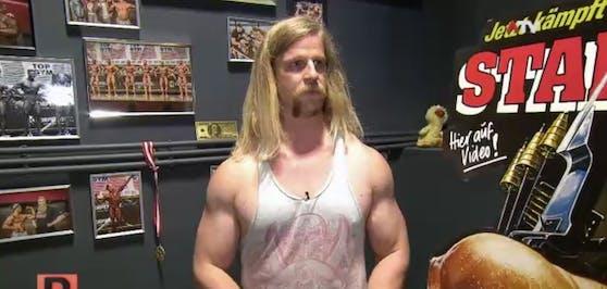 Bodybuilder Andi Pürzel packt aus.